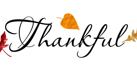 Permalink to: Be Thankful & Thrifty – Part I