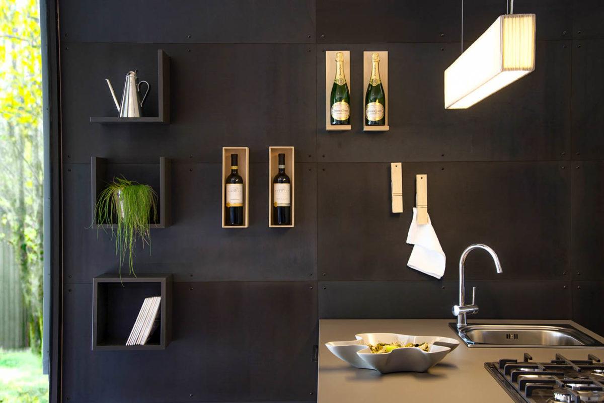 Arredamento Wine Bar  Magnetika Wine Bar  Ronda Design