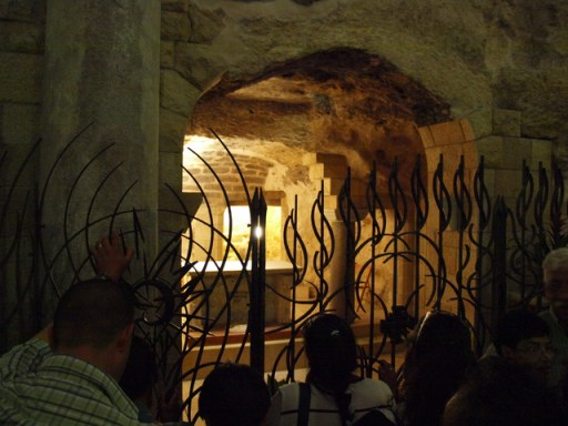 Mary's House, Basilica of the Annunciation, Nazareth