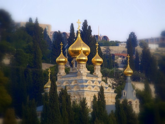 St. Mary Magdalene Russian Orthodox Church, Jerusalem