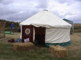 My Storytelling Yurt - Castle Eden Dene