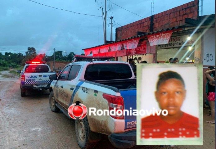 VÍDEO: Adolescente é morto com oito tiros quando fazia compras em comércio