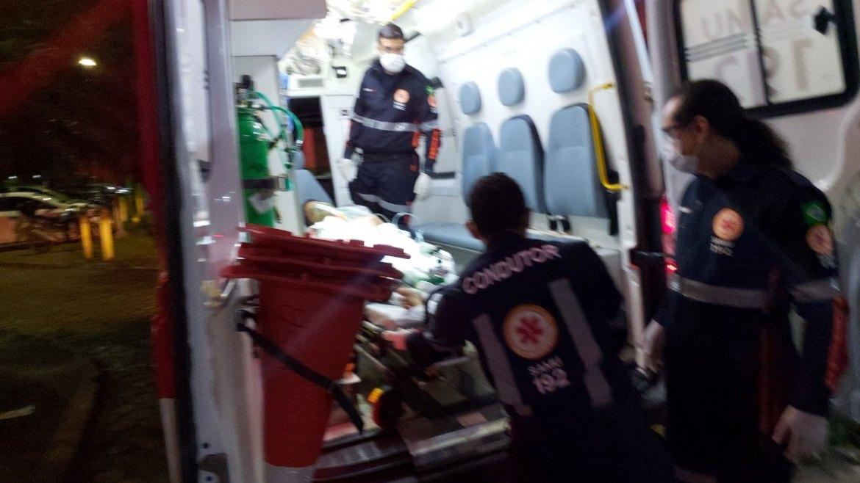 SANGRENTO: Três pessoas são mortas e sete baleadas em Porto Velho