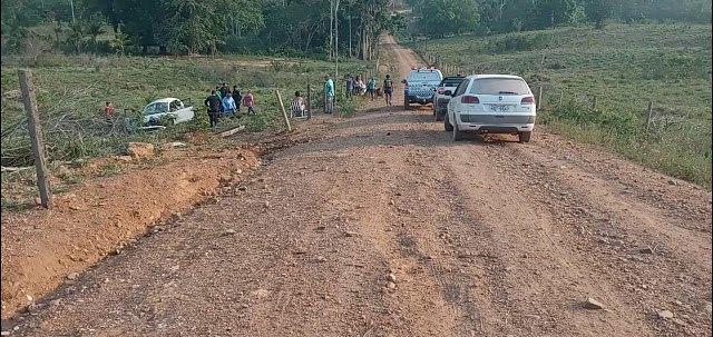 FATAL: Jovem morre após ser arremessado de carro em capotamento