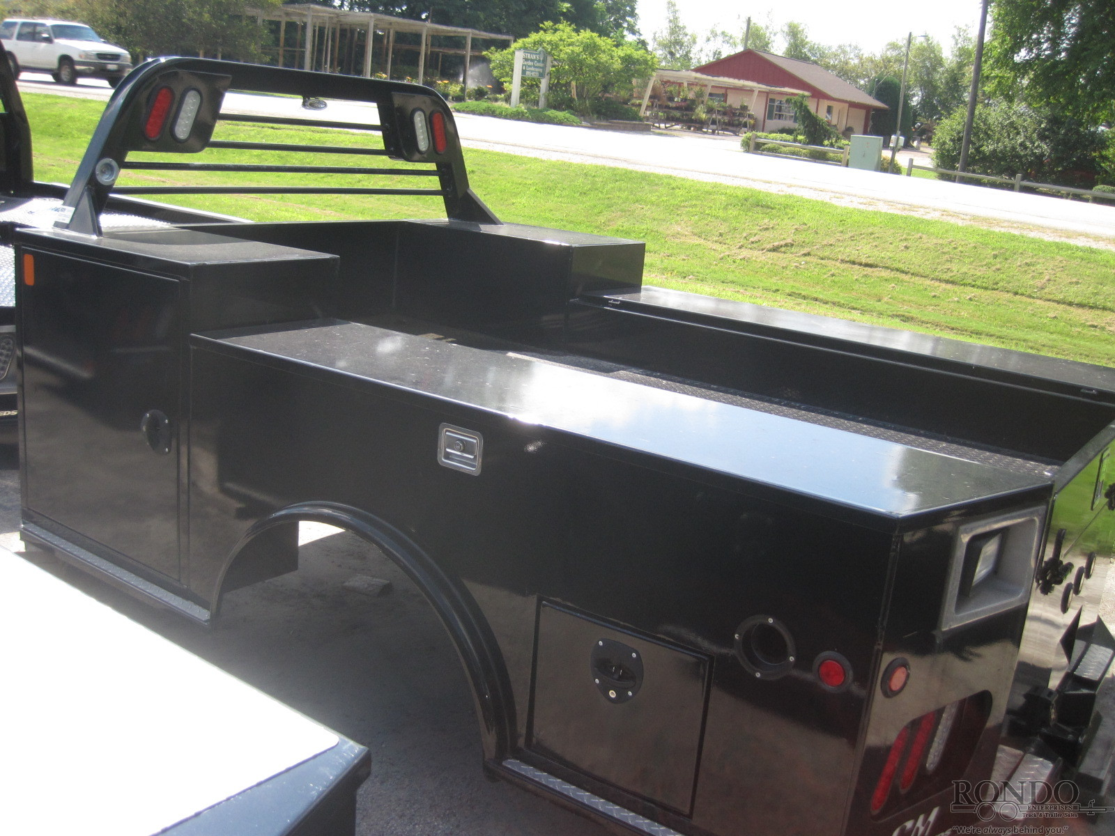 hight resolution of as is cm 9 3 x 90 tm truck bed