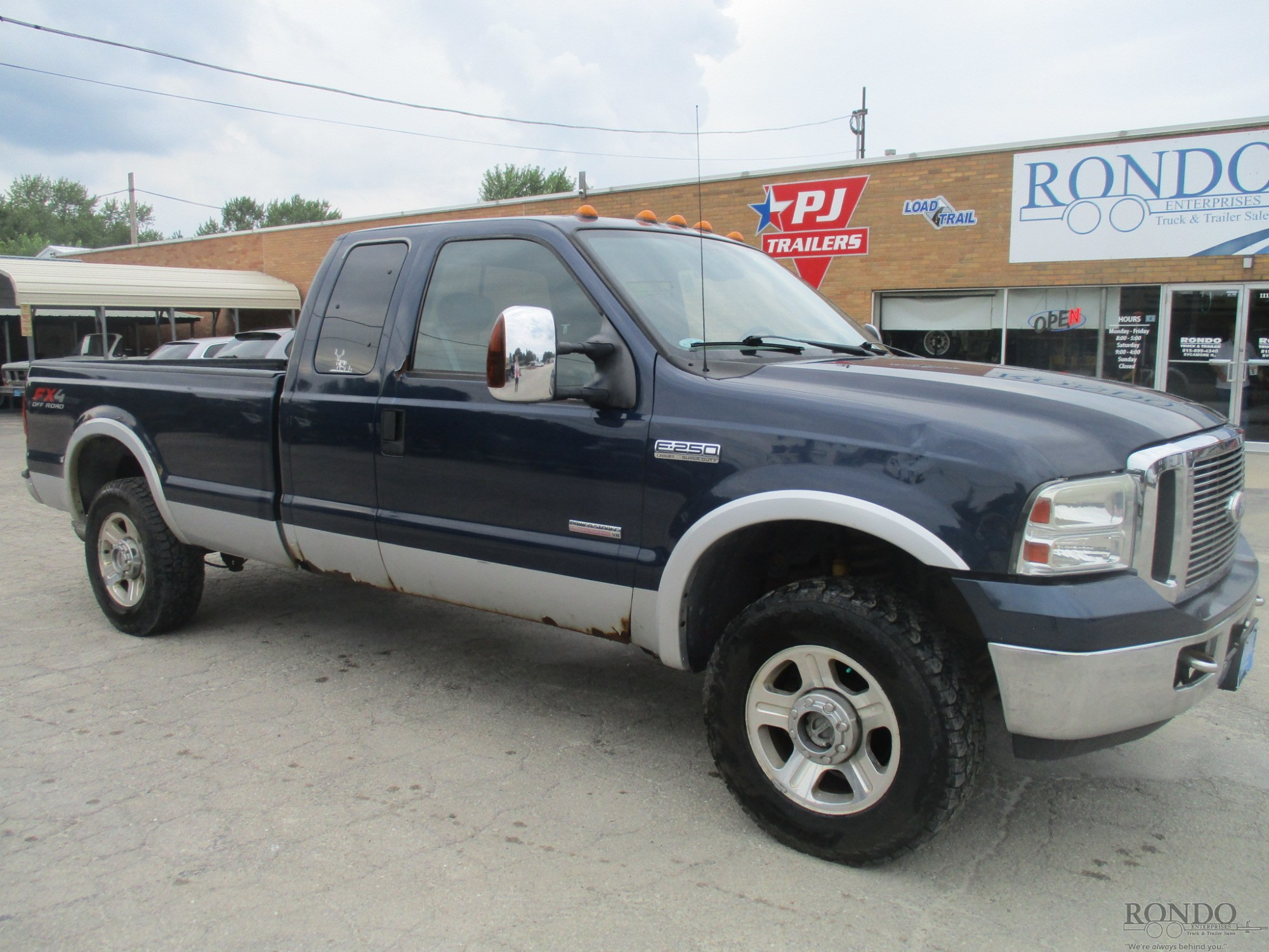 hight resolution of 2006 ford f250 extended cab long bed lariat