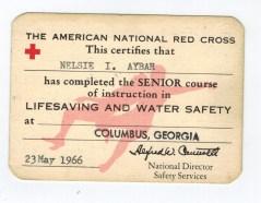 6 Nelsie Lifeguard Certificate06012016