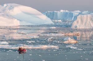 Groenland vakantie februari