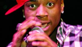 Soulja Boy Performs At Eve Nightclub