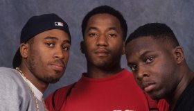 'A Tribe Called Quest' Portrait Session