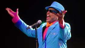 Charlie Wilson With Kelly Price In Concert