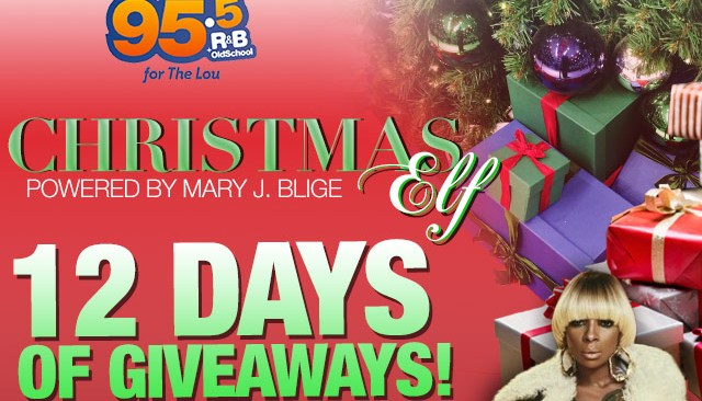 12 Days of Christmas with Mary J. Blige
