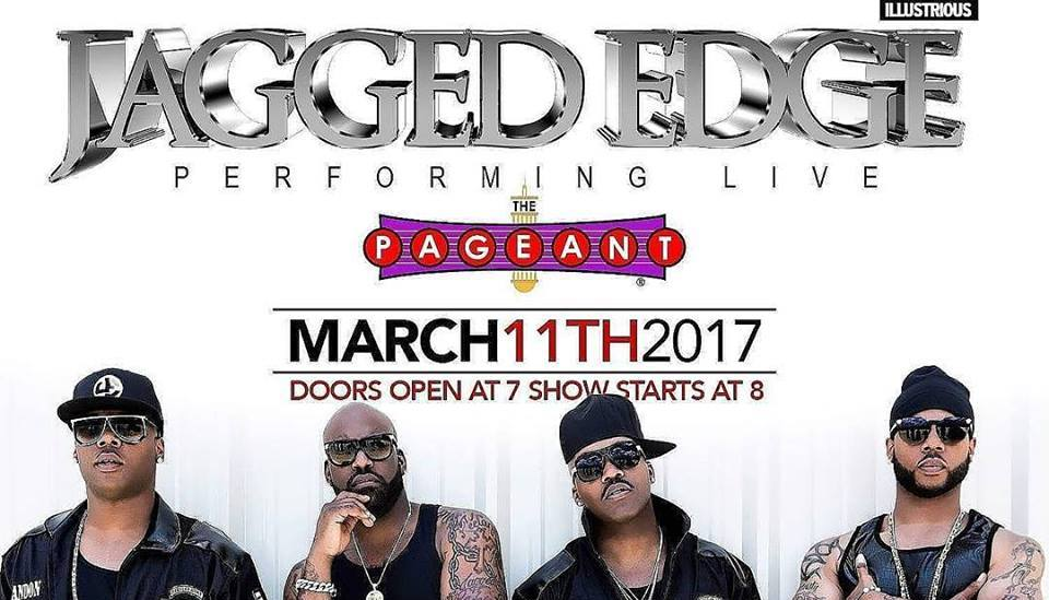 Jagged Edge at The Pageant