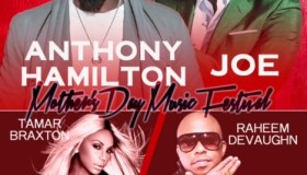 Anthony Hamilton Mothers Day