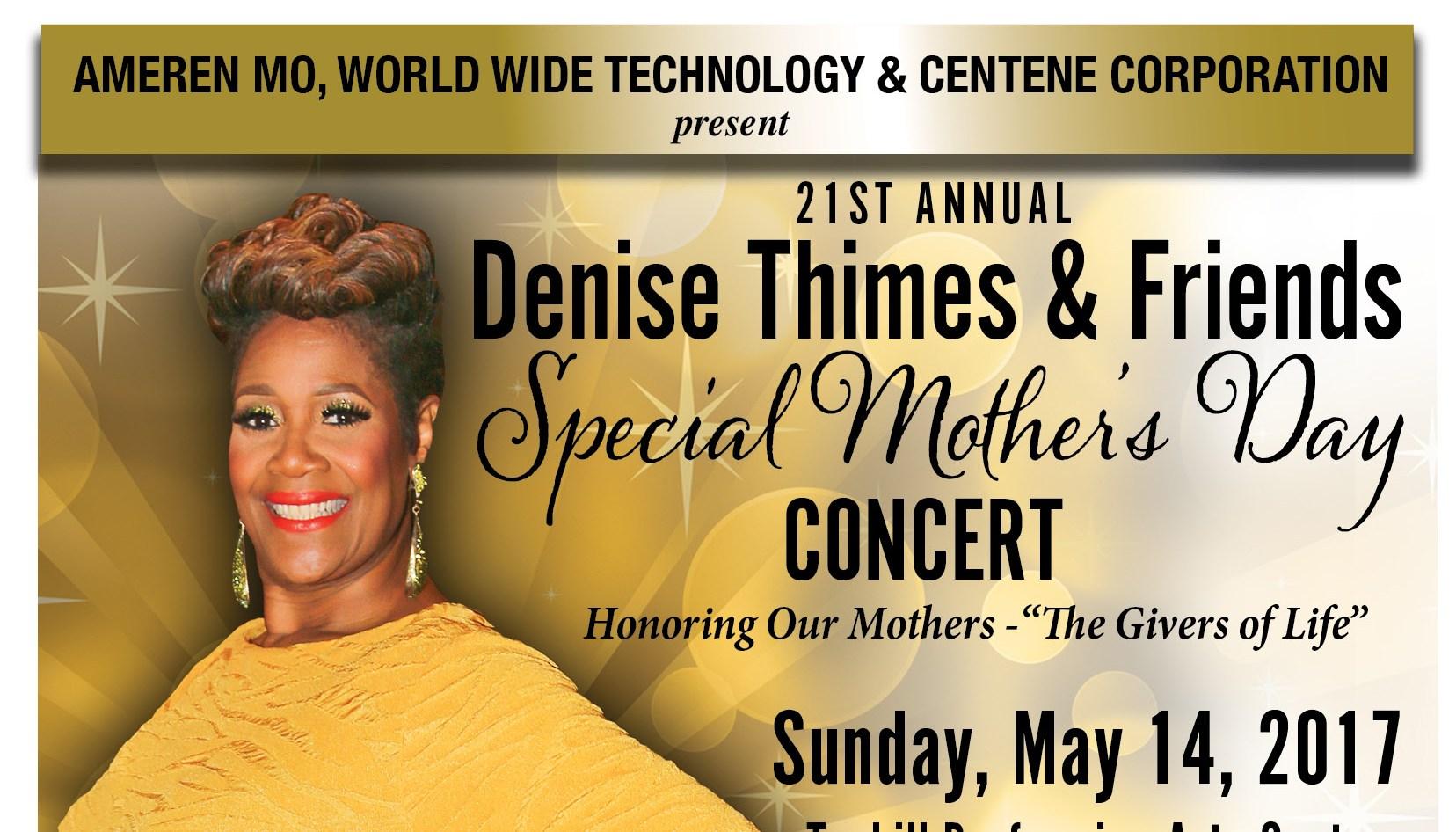 Denise Thimes 21st Annual