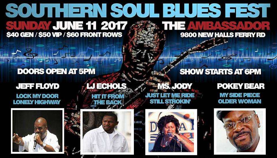 Southern Soul Blues Fest
