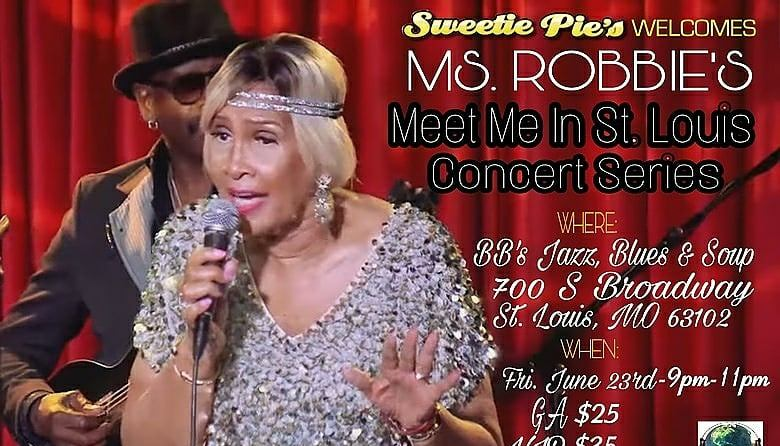 Miss Robbie Sweetie Pies Concert