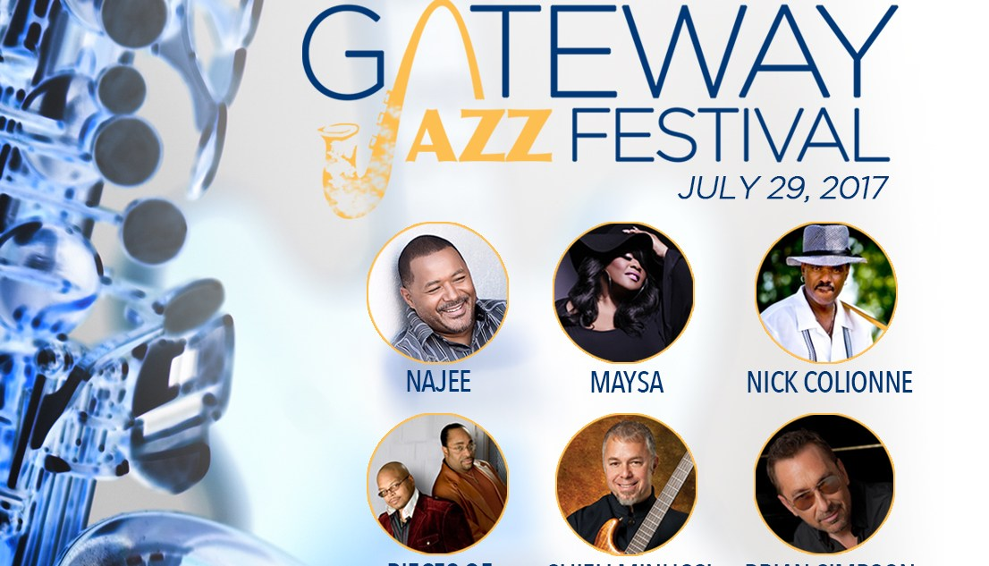 Summerset Jazz Fest Front