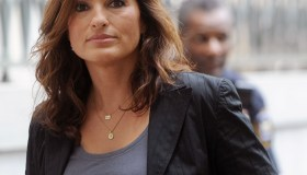 On Location For 'Law & Order: SVU' - August 18, 2011