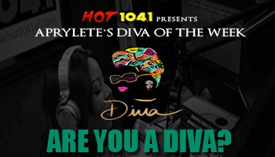 Aprylete's Diva of The Week