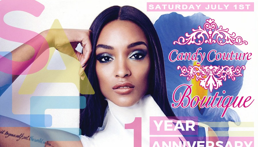 Candy Couture Anniversary