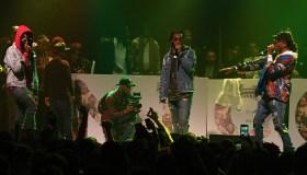 Migos In Concert - Atlanta, GA