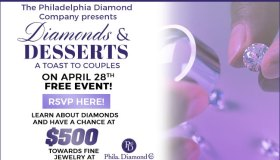 Diamonds and Desserts- A toast to couples RSVP