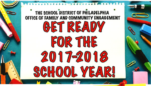 Philly School District Back to School