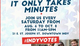 Election 2016 Pop-Up Block Party