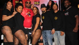Ray Jr - Hot 96.3 Ladies Night
