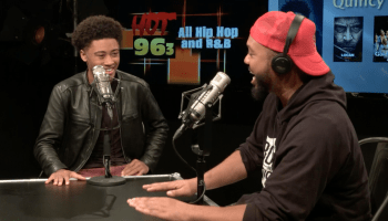 Quincy Fouse Interview - Hot 96.3