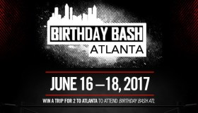 "The ""Birthday Bash Atlanta Flyaway"" sweepstakes"