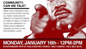 MLK event - Richmond