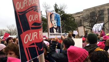 Washington D.C. Women's March On Washington