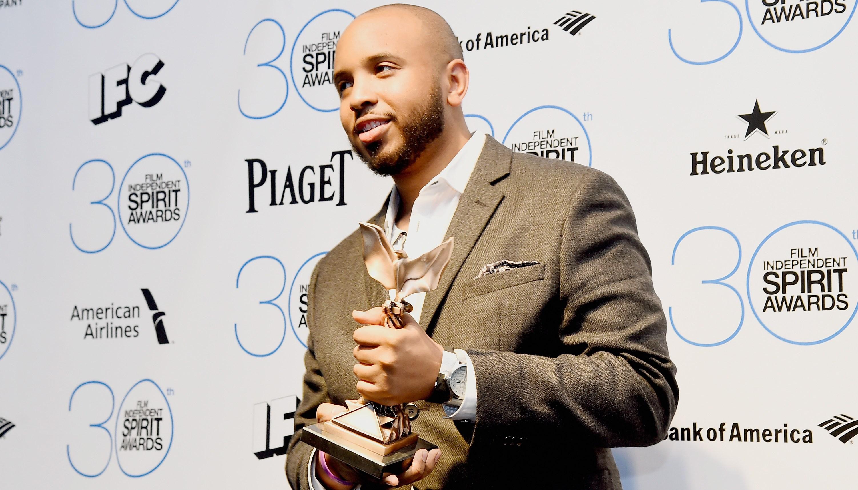 2015 Film Independent Spirit Awards - Press Room