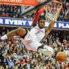 NBA Playoffs -Atlanta Wizards at Washington Wizards