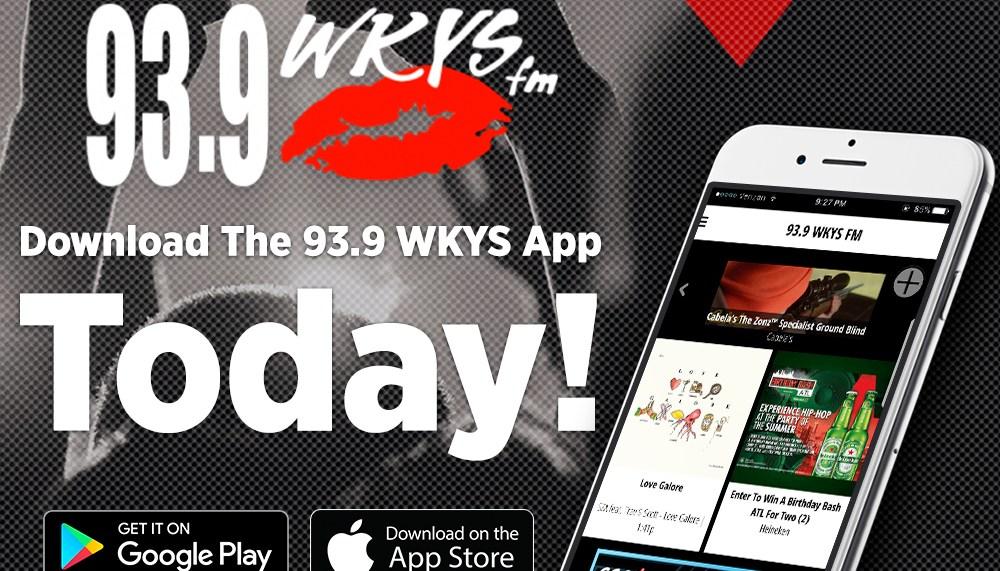 93.9 WKYS Graphics App