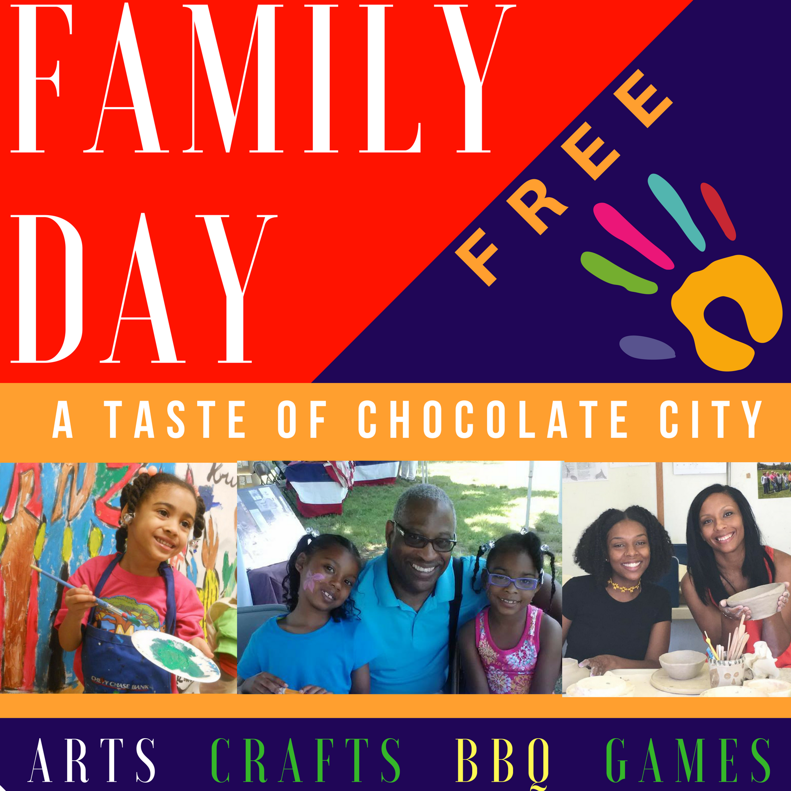 A Taste of Chocolate City Family Day