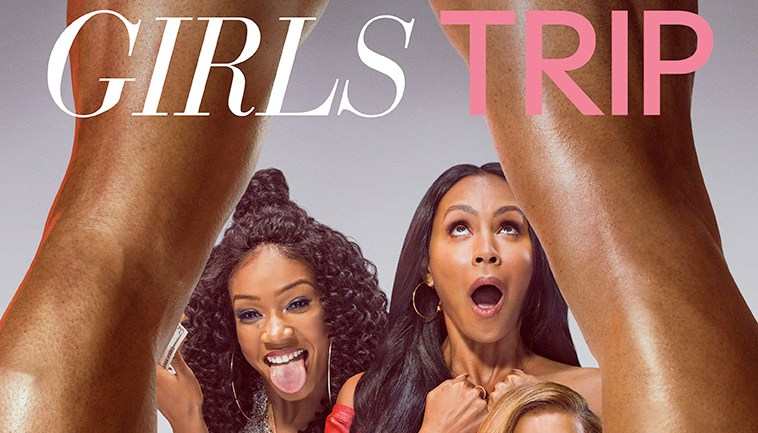2017 Girls Trip Movie