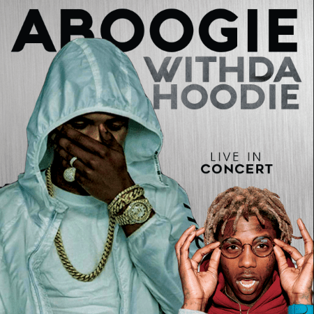 93.9 WKYS Presents A Boogie With Da Hoodie & Famous Dex Live At Echostage