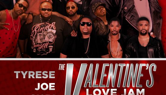 The Valentines Day Love Jam | 93.9 WKYS