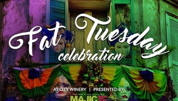 City Winery- Mardi Gras