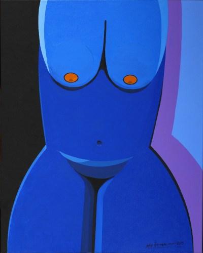 Blue Torso