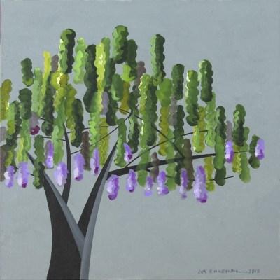 Gray Sky Tree<br/>No. 2