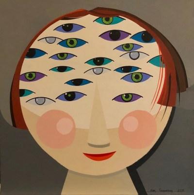 I've Got My Eyes on You - Ron Emmerling