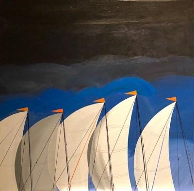 Sails No. 3