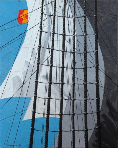 "Sails of El Galeon  <span class=""reddot"">     </span>"
