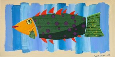 """<span>The Fish</span> <span class=""""reddot""""></span>"""