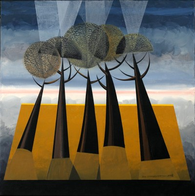 "Winter Trees  <span class=""reddot"">     </span>"