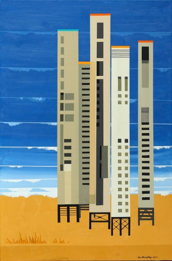"High Rise by the Sea  <span class=""reddot"">     </span>"